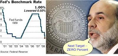 Bernanke Next Target Zero rate
