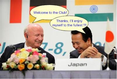 Japan enters recession