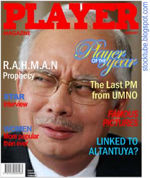 Najib Razak Prime Minister