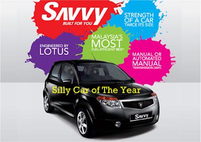 Savvy Silly Car