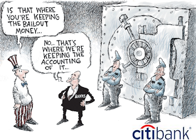 Citigroup Creative Accounting