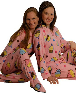 read reviews - write a review Footed pajamas are the most comfortable and warmest pieces of sleepwear in your child's closet, now you can have the very same warm and cozy feeling that you children do every time they put on their footed pajamas.