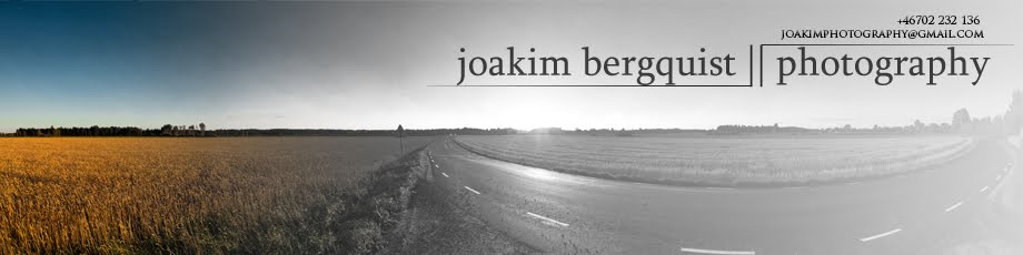 Joakim Bergquist || Photography