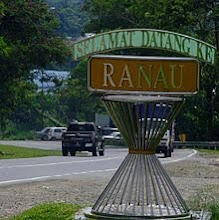 Welcome To Ranau