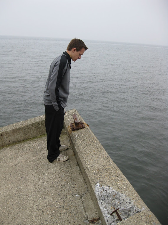 Joey   Port Daniel Wharf   QC Canada