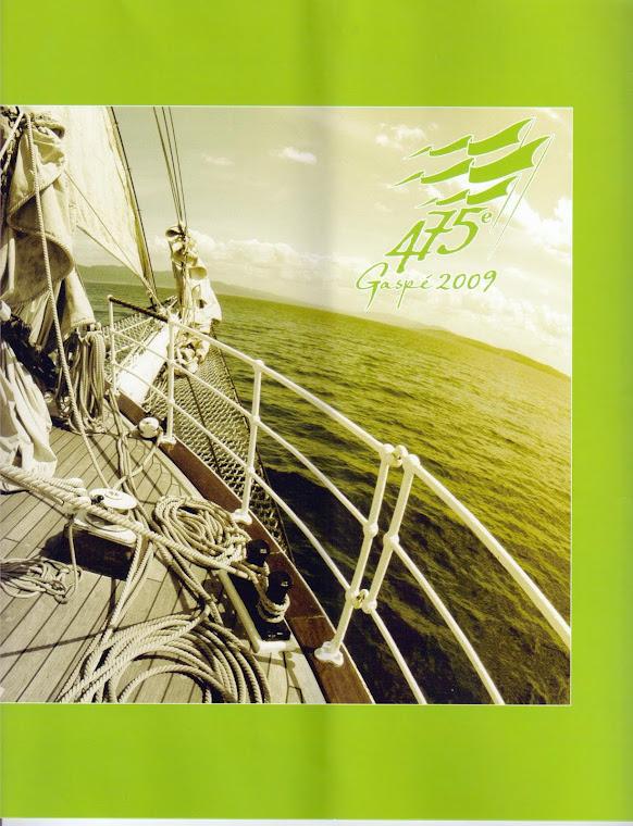 475th Anniversary   Gaspé   2009