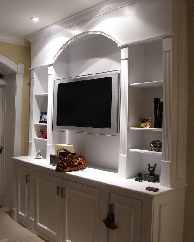 Master Bedroom Wall Units