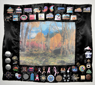 My Photo Pin Quilt