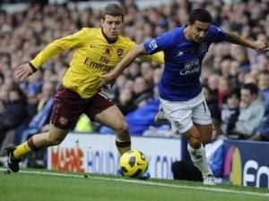 skor everton vs arsenal