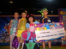 Smart Kids 2010 白斩甘榜鸡上大桌了!!!!!!