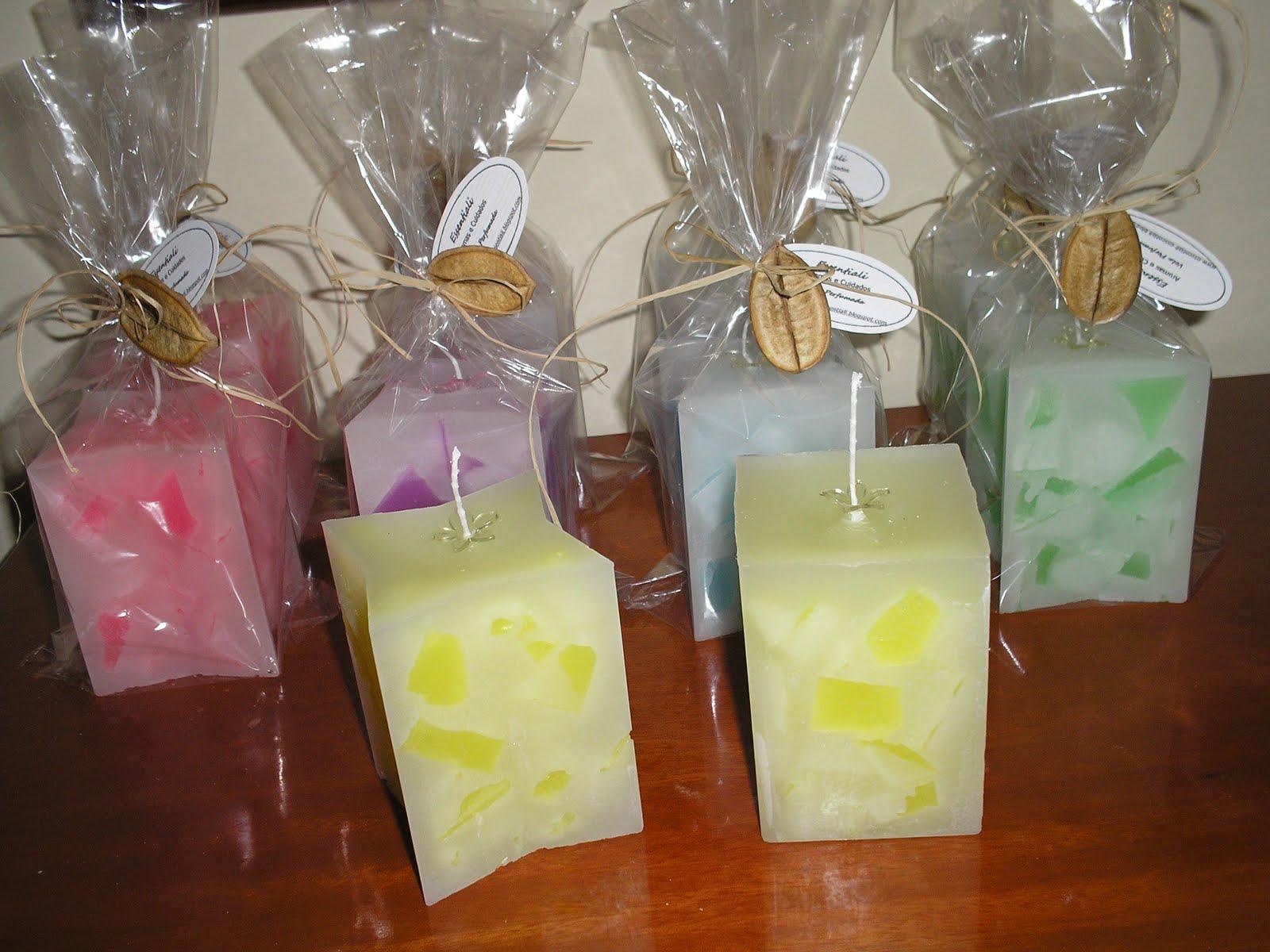 Essentiali velas perfumadas - Aromas para velas ...