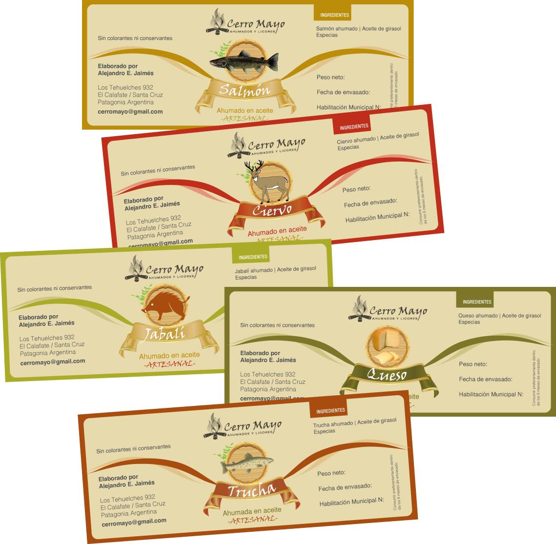 C r i p t i c o marzo 2010 for Diseno de etiquetas
