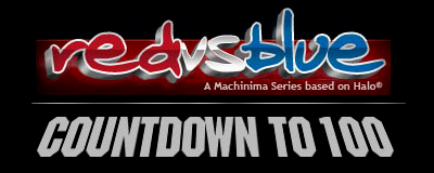 Red vs. Blue: The Countdown to 100