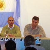 COMPROMISO K, GENERACION K Y JOVENES K, PRESENTES EN EL ANIVERSARIO DE PUERTO MADRYN.