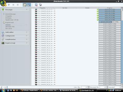 Descarga JDownloader 0.6 Gratis PC