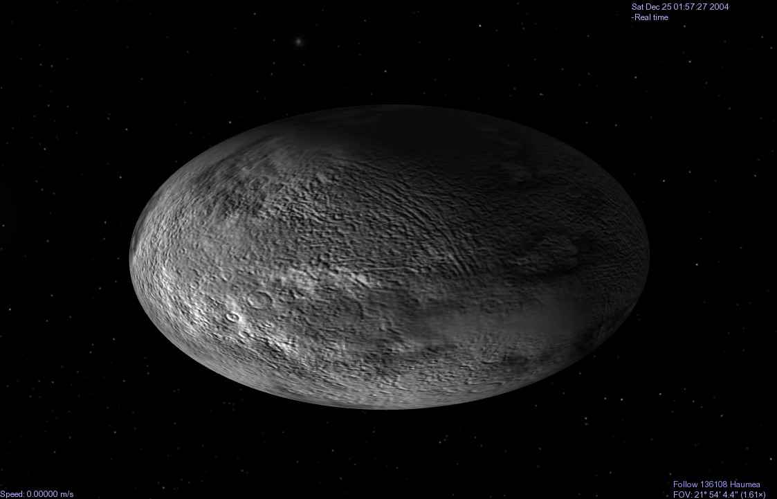 Pluto The Dwarf Planet Surface