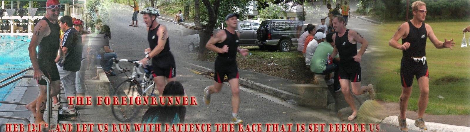 The foreign runner