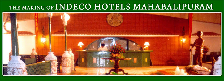 The Making of INDeco Hotels Mahabalipuram