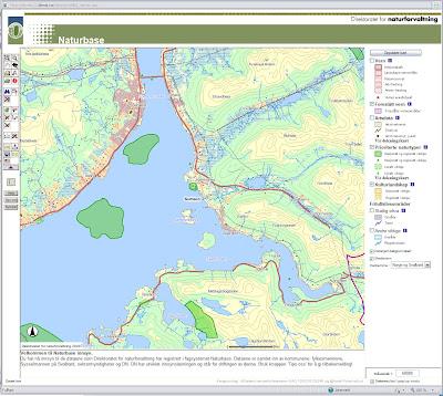 offentlig kart baser