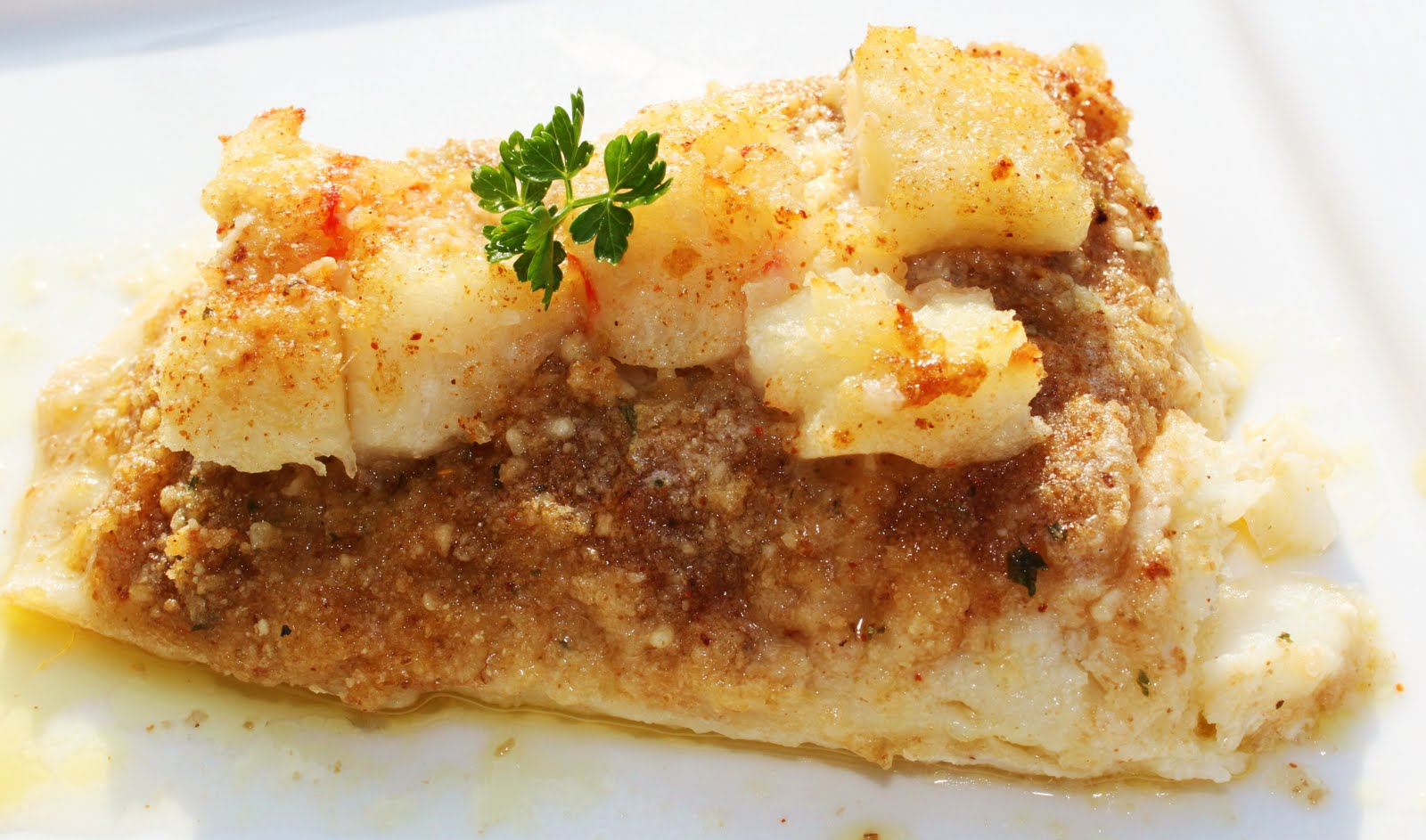 What's Cookin' Italian Style Cuisine: Baked Haddock, Buttery Lobster ...