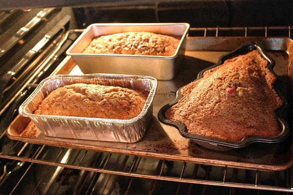 Zucchini bread recipes with cranberries