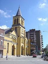 Iglesia Catedral de la ciudad de Concepción