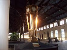 Reloj de la Estacion Ferrocarril Mitre