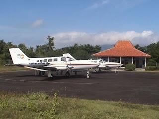 Flying to Karimunjawa (Wisata Jepara)