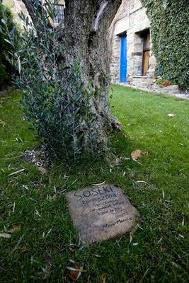 La tumba de Soseki