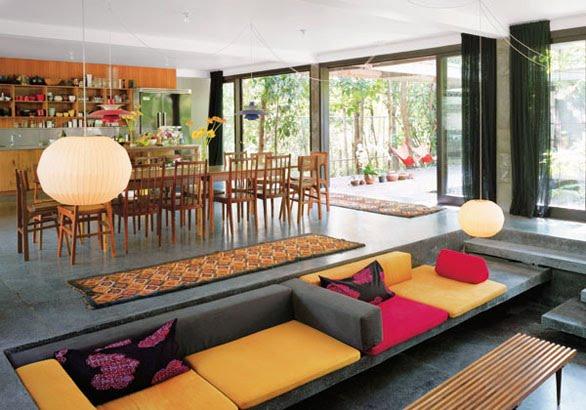 4bildcasa interiors now le pi belle case del mondo for Arredamenti interni da sogno