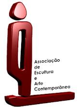 Logótipo da Associação de Escultura e Arte Contemporânea