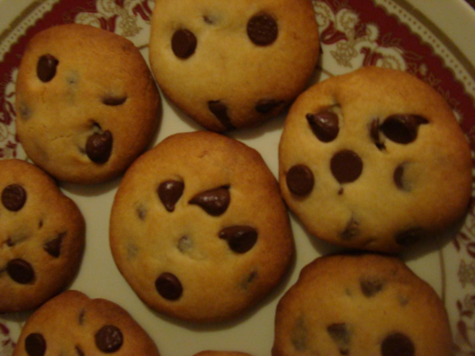 Palate Corner Chocochip Cookies