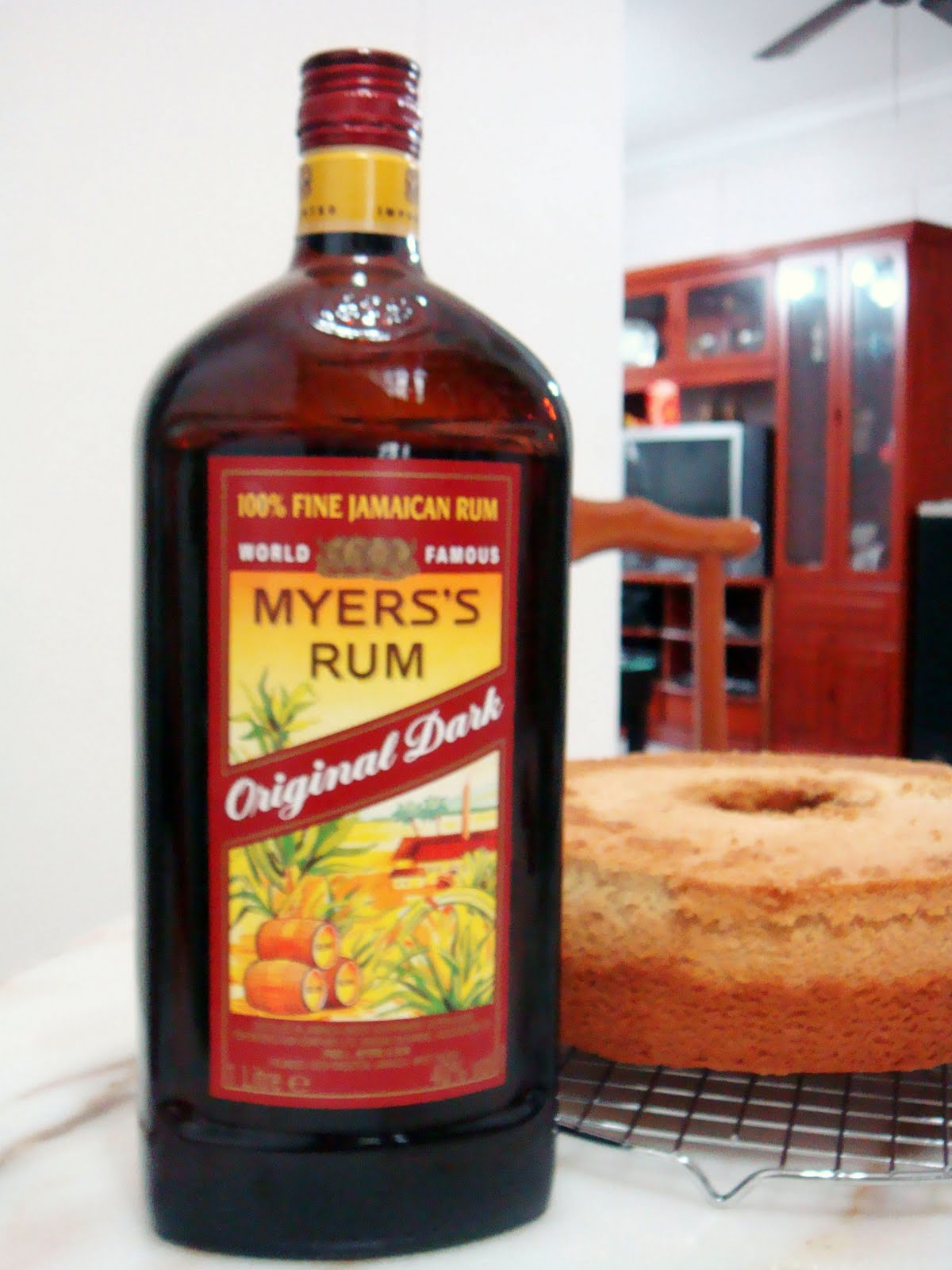 best rum for baking