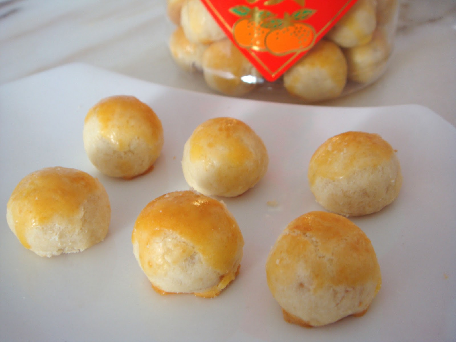 Baking Library: Chinese New Year 2011 and Nice Homemade ...