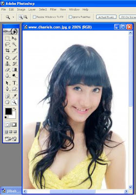 Cara Memotong Gambar (Foto) di Photoshop + Video