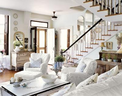 Image Result For White Living Room