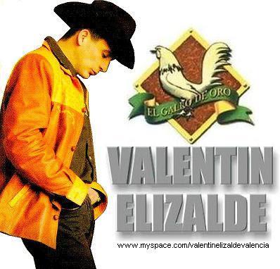 muerte de valentin el gallo elizalde: