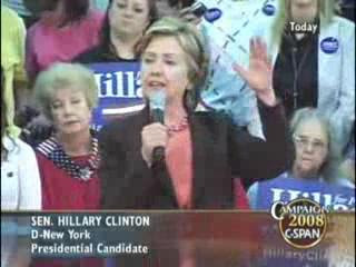 HRC speech Logan West Virginia