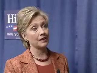 HRC interview Sioux Falls