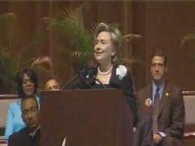 HRC speech STJ memorial Cleveland Ohio
