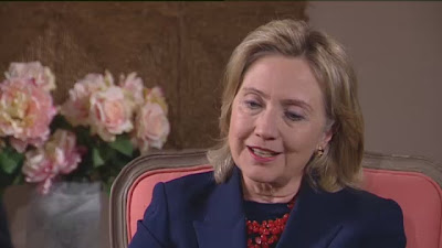 HRC Secretary of State interview Christchurch New Zealand NZ