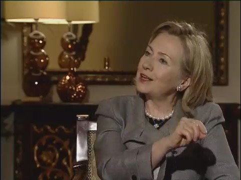 HRC Secretary of State interview Dubai United Arab Emirates Al Arabiya
