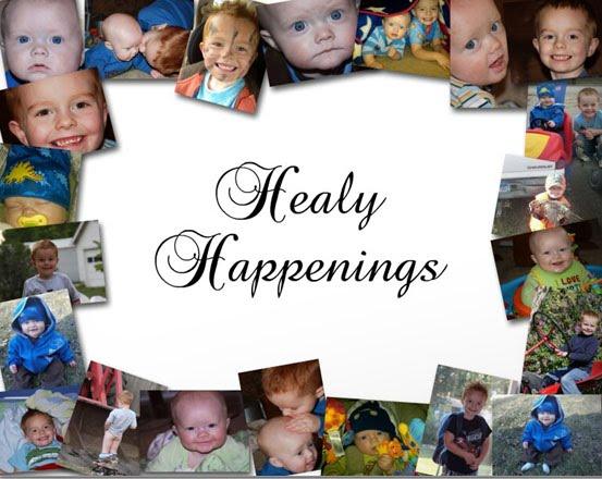 Healy Happenings