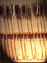 Flechas artesanais