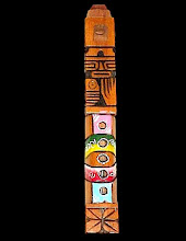 Flutes totem