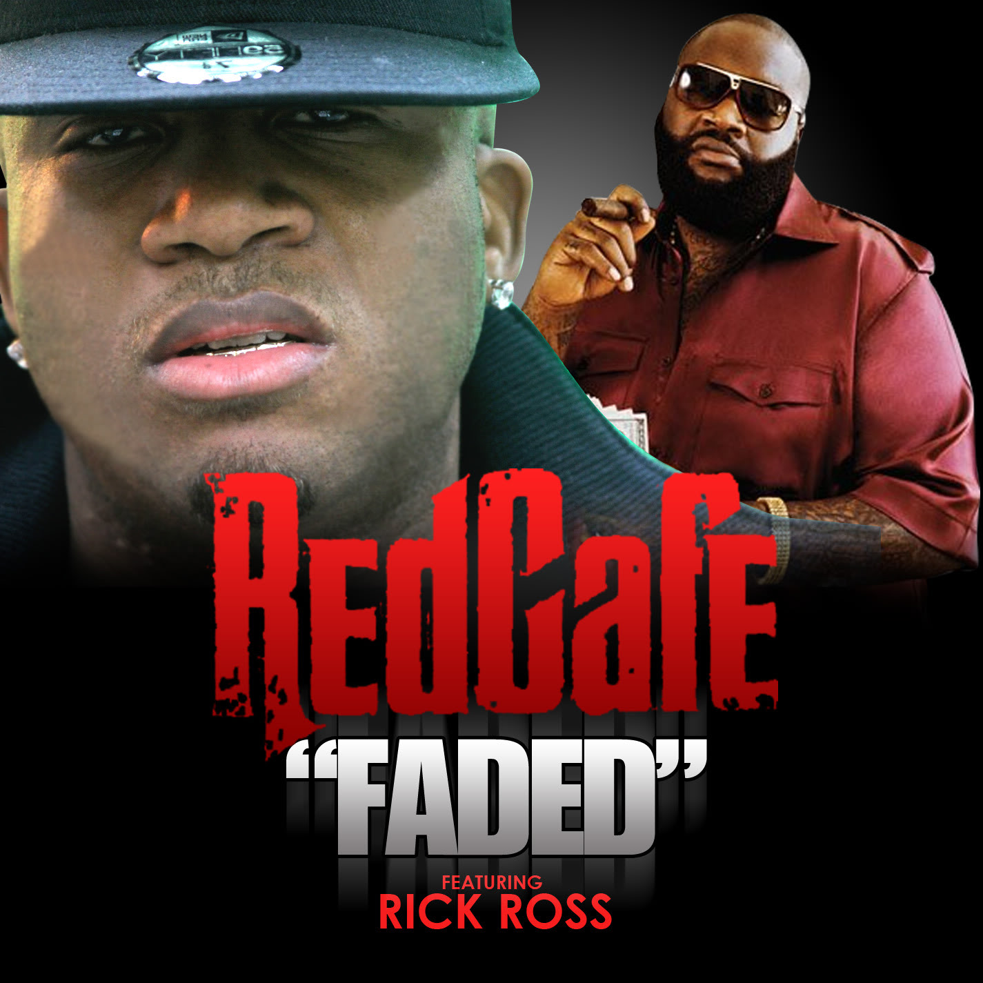 Red Cafe Ft. Rick Ross- Faded (Mp3 Download)
