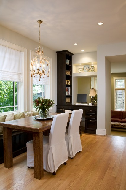 Love That: Banquette seating ideas