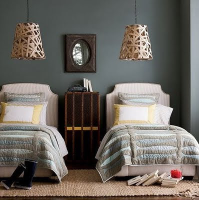 love that twin bed ideas