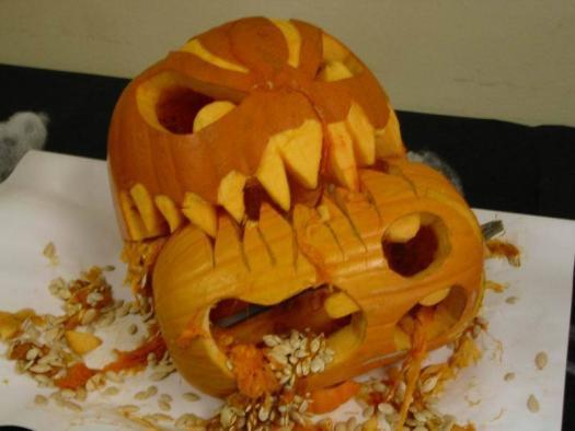 Gothridge Manor Killer Pumpkins