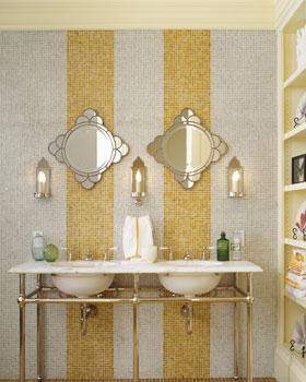 Mod Vintage Life: Bathroom Sinks